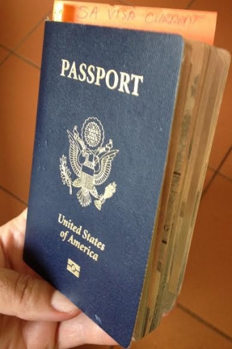 Saying Goodbye to the Supersized American Passport