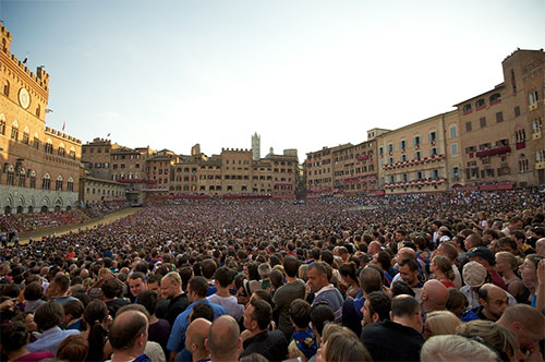 The Palio Of The Contrade: Passion, Intensity, And Intrigue