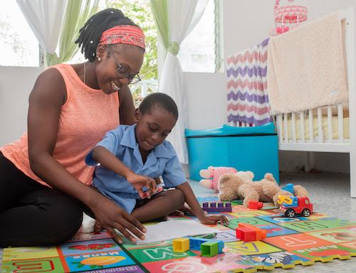 Femi Mascoll, Special Needs Education Teacher, Barbados