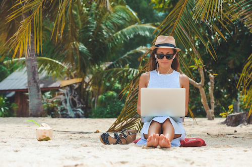 How To Live As A Digital Nomad In A Post-Lockdown World