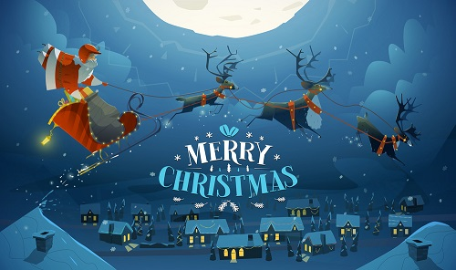 December In The Morvan